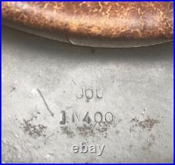 100% Authentic WW2 German Helmet Original Condition Q66