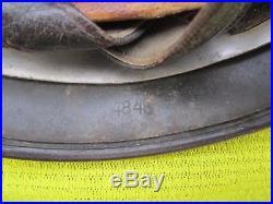 100 % ORIGINAL. German Paratrooper Helmet Luftwaffe. SINGLE Decal