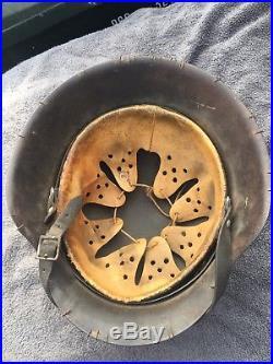 Authentic Ww2 German M-42 Wehrmacht Helmet