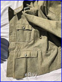 Band of Brothers Series SCREEN USED WWII German Uniform (Helmet NOT included!)