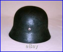 GERMAN HELMET M35.64. Battle for Stalingrad. WW2
