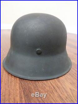 GERMAN HELMET M42 ORIGINAL SHELL WWII new liner