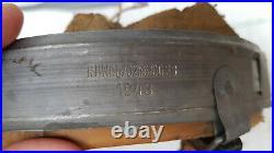German Helmet Liner + Chinstrap Ww2 Stahlhelm