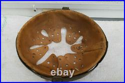German Helmet Liner Head Size 54-55 Shell Size 62 Ww2 Stahlhelm 1942