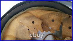 German Helmet Liner Head Size 58 59 Shell 66 Ww2 Stahlhelm 1943