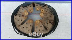 German Helmet Liner Shell Size 68 Head Size 60 61 Ww2 Stahlhelm