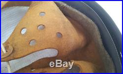 German Helmet Liner Size 60 61 / Shell 68 Ww2 Stahlhelm