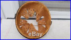 German Helmet Liner Size Head 56 57 / 64 Ww2 Stahlhelm