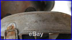 German Helmet M35 Size 66 With Liner Band Ww2 Stahlhelm