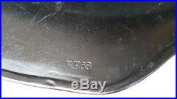 German Helmet M35 Size E. F. 66 Ww2 Stahlhelm