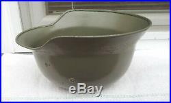 German Helmet M35 Size Et66 Ww2 Stahlhelm