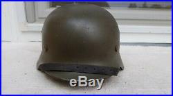 German Helmet M40 Size Et66 Ww2 Stahlhelm