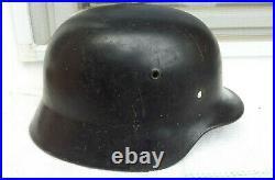German Helmet M40 Size Et66 Ww2 Stahlhlem