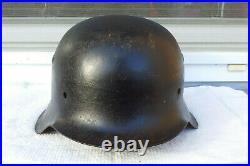 German Helmet M42 Hkp66 Ww2 Stahlhelm