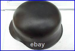 German Helmet M42 Size 66 Stahlhelm Ww2
