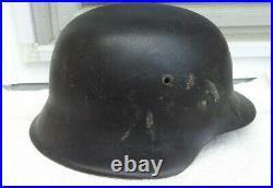 German Helmet M42 Size Ckl66 Ww2 Stahlhelm