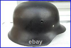 German Helmet M42 Size Ef64 + Liner Band Ww2