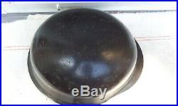 German Helmet M42 Size Et64 With Liner Band 1943 Ww2 Stahlhelm
