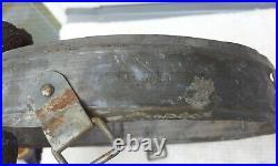 German Helmet M42 Size Et68 + Liner Band Ww2 Stahlhelm