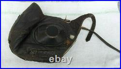 German Helmet Pilot Flying Luftwaffe Lkpw101 Ww2