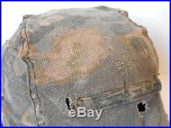 German Helmet WWII (camo cover for german Helmet)