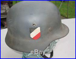 German M35 Helmet, Luftwaffe