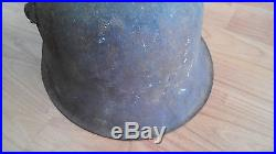 German M42 Helmet WW2 WWII Wehrmacht Germany Army model 1942