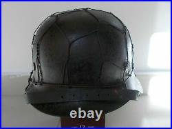 German M42 helmet Original WW2