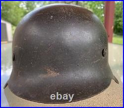 German WW2 Helmet