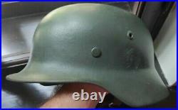 German WW2 Wehrmacht steel helmet M40 Size 66