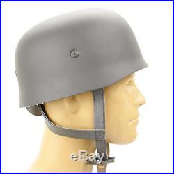 German WWII Paratrooper M38 Fallschirmjäger Helmet Size 61cm