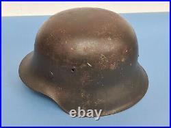 German WWII Steel Helmet