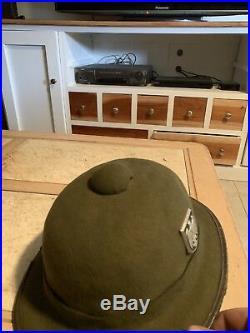 German Ww2 Afrika Korps Pith Helmet