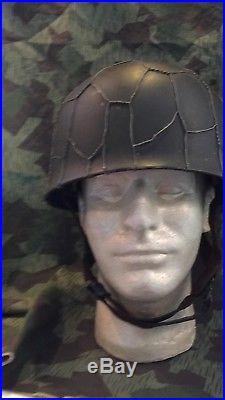 German Ww2 Paratrooper Fallschirmjager Helmet