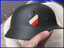 German Ww2 Wehrmacht M1935 Helmet