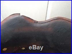 German helmet M18 Fernschprecher ORIGINAL! M 18 WW1 WWI ww2 wwII