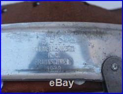 German helmet liner size 62/54 dated 1938