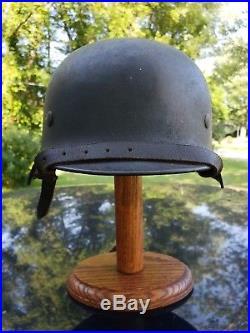 German helmet ww2 original, beautiful condition Luftwaffe SD M40 SE64