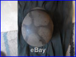 German m42 helmet camoflage complete with eagle dated 1943 ww2 original