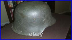 German ww2 helmet CLK64 M-42
