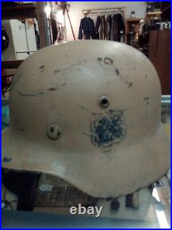 German ww2 helmet original