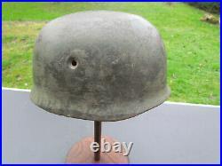 Helmet German M38 Case Paratrooper 39-45 Original WW2 Fallschirmjager