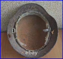 Helmet german original nice helmet M40 size 62 WW2 WWII