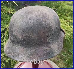 Helmet german original nice helmet M40 size 62 original WW2 WWII