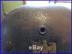 M1940 german helmet WW2 WWII army heer original sd repro liner chinstrap ET66