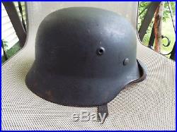 M40 Luftwaffe (Stahlhelm) German helmet ww2