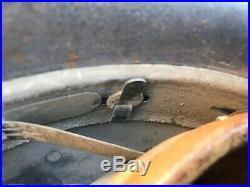 Named 1940 WW2 German Q64 Decal Helmet M40 Luftwaffe stunning Original