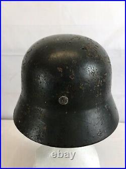 ORIGINAL WW2 GERMAN M35 Luftwaffe HELMET