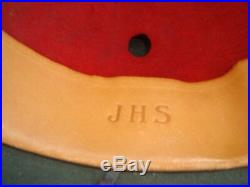 ORIGINAL WWII 1942 GERMAN TROPICAL PITH HELMET (for AFRICA CORP)