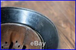 ORIGINAL WWII German M40 Helmet M1940 WEHRMACHT STAHLHELM with Liner